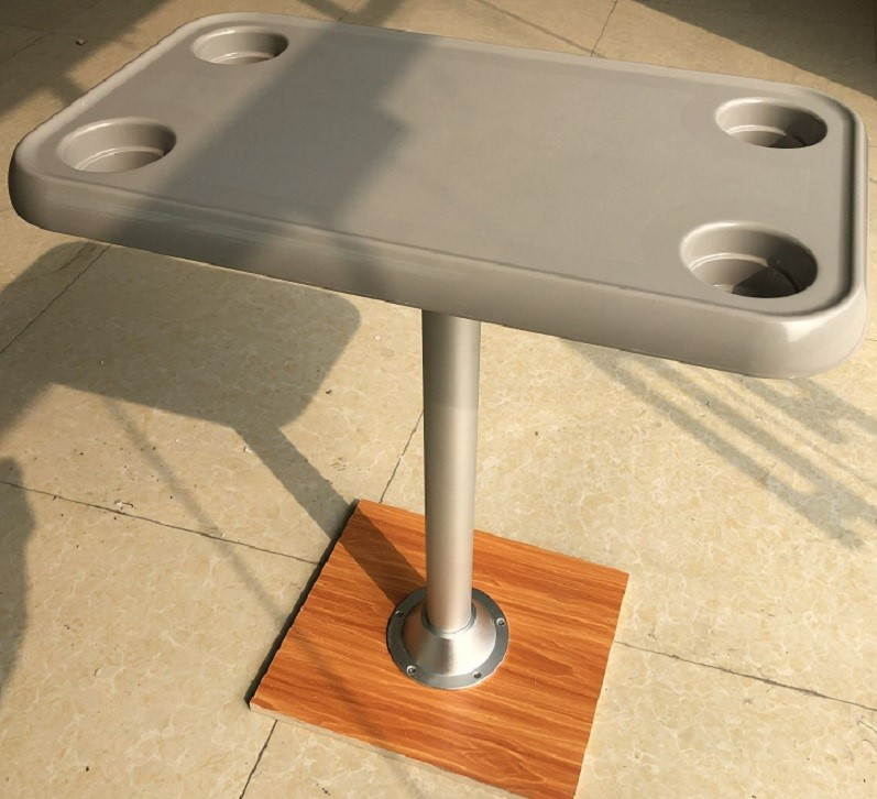 rectangle table top (plastic)